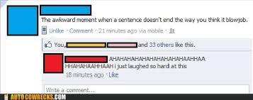 Funny Blow Job Meme - failbook blowjob funny facebook fails failing on facebook