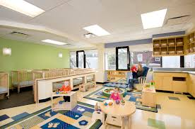 Kaplan Interior Design Kaplan Construction Completes Child Care Center For Bright