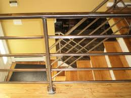 Interior Railings And Banisters Fabricator Ny Pipe Tubular Steel Hand Railing U0026 Stair Railings