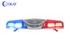 police led light bar car roof police led light bar 12v emergency vehicle led strobe