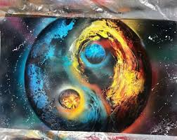 Amazing Spray Paint - spray paint artists home painting