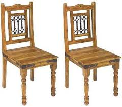 Jali Dining Table And Chairs Buy Jaipur Furniture Jali Dining Chair Pair Cfs Uk
