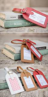 wedding luggage tags luggage tag wedding favors from travels favors luggage tags