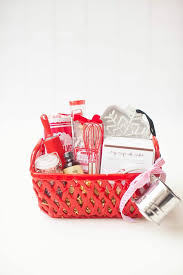 baking gift basket 50 diy gift baskets to inspire all kinds of gifts