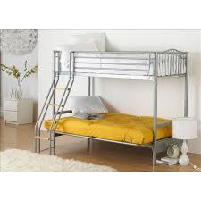 triple sleeper bunk beds with mattress astounding triple futon