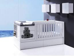 Mini Crib With Attached Changing Table Modern Mini Crib With Changing Table Attached Ideas Rs Floral