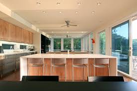 Emejing Modern Prefab Home Designs Images Interior Design Ideas - Kitchen designs for small homes