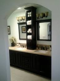 Bathroom Counter Shelves Bathroom Storage Tower Foter