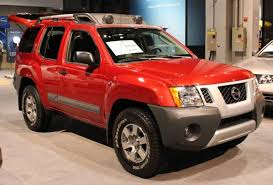 red nissan 2012 2012 nissan xterra information and photos zombiedrive