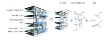 Architectural Diagrams Gallery Of New Korea Hydro Nuclear Power Headquarters H