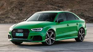 audi truck 2017 2018 audi rs3 sedan first drive the no compromise compromise