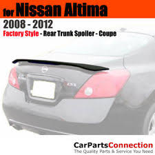 car u0026 truck spoilers u0026 wings for nissan altima with warranty ebay