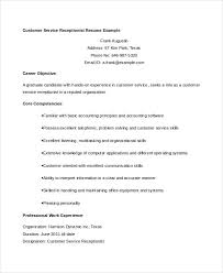Resume Examples Customer Service Resume by Customer Service Resume 11 Free Word Pdf Documents Download