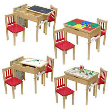 play table and chairs youth kids premier 6 in 1 multi function flip top play table chair