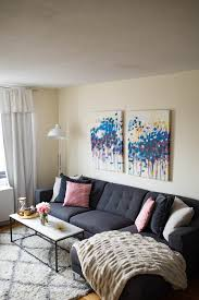 home decor update new york city apartment 2017 katie u0027s bliss