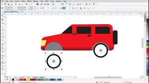 membuat gambar transparan di corel draw x7 membuat background gambar transparan pada coreldraw youtube