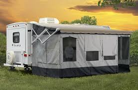 Awning For Tent Trailer Rv Awnings And Accessories Carefree Of Colorado And Dometic A U0026e