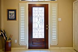 front door sidelights type let u0027s see what trendy curtains for