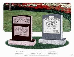 Flat Grave Markers With Vase Custom Headstones San Angelo Tx Grave Markers