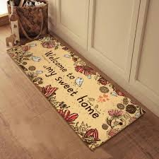 living room living room floor mat with welcome to my sweet home