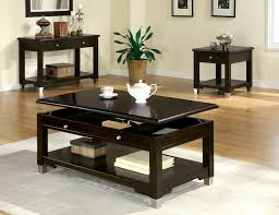 Best Ottomans  Coffee Tables Images On Pinterest Lift Top - Living room table set