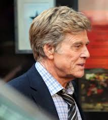 does robert redford have a hair piece robert redford photos photos robert redford on the set of the