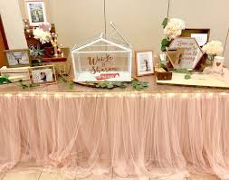 tulle table runner table runner cloth props crafts