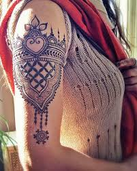 henna arm tattoo picmia