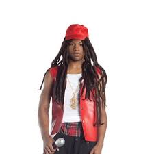 Hip Hop Halloween Costumes Girls Kids Hip Hop Funny Rap Music Halloween Costume Kit