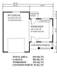 cottage style house plan 0 beds 0 00 baths 580 sq ft plan 118 122
