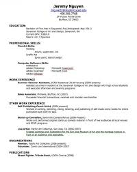 Highschool Resume Examples by Do You Put High On Resume Best Resume Collection