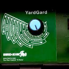 yard gard bird x