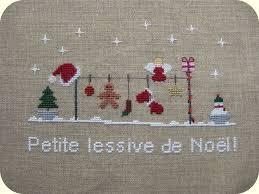 1203 ponto cruz natal images embroidery