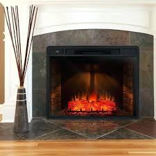 Lowes Electric Fireplace Clearance - electric fireplace insert without heater lowes dimplex reviews