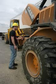 program descriptions heavy equipment operations