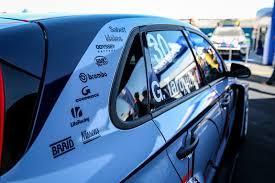 hyundai showcases new i30 n tcr race car at the nurburgring