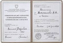 ecole de cuisine geneve certificat fédéral de capacité wikipédia