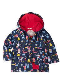 space aliens raincoat