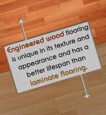engineered wood flooring vs laminate a striking comparison
