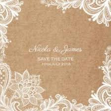 Rustic Save The Dates Save The Date Cards U0026 Postcards For Weddings Tree Of Hearts