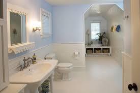 Wainscoting Small Bathroom by 18 Beadboard Bathroom Designs Ideas Design Trends Premium