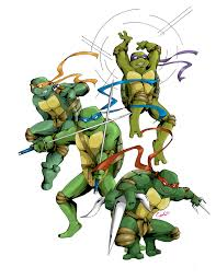 teenage mutant ninja turtles by ty chou on deviantart