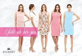 journey elbise journey yeni koleksiyonunda modern çizgilere yer veriyor