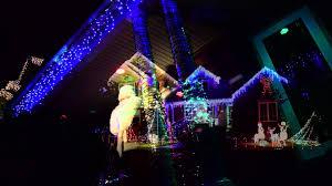 bethlehem pennsylvania christmas lights let it go christmas light show bethlehem pa 2014 15 youtube