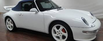 porsche 911 white 1996 porsche 911 996 for sale white and convertible