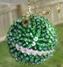 bead and sequin ornaments thriftyfun