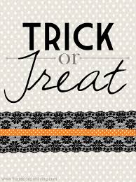 free haloween images free halloween printable trick or treat sign download