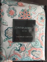 Cynthia Rowley Curtain Decorating Bellagio Linen Drapery Panels Cynthia Rowley