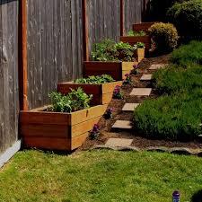 Sloping Garden Ideas Photos Best 25 Sloped Garden Ideas On Pinterest Sloping Garden Garden