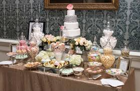 wedding candy table candy bars buffets tables 9 step ultimate diy ideas guide